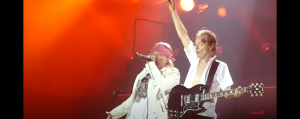 Now What? The Fate Of Axl Rose With AC/DC