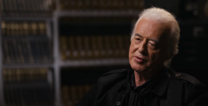 Jimmy Page Mourns Death Of Ex-Wife