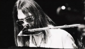Neil Young Streams Unreleased Live Recording Of 1969 'The Losing End (When You're On)'