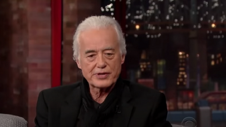 Jimmy Page Coming Back To Stage Because Of Covid? | Society Of Rock Videos
