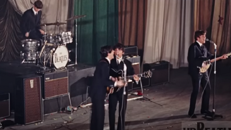 """The Story Behind """"She Loves You"""" By The Beatles 