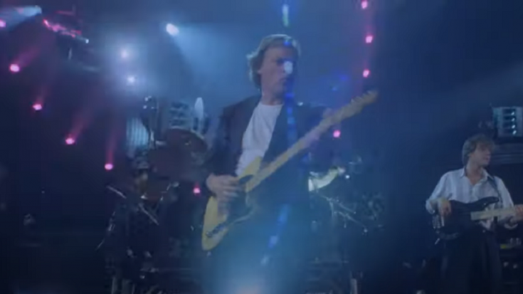 "Pink Floyd Releases 1988 Performance Video For ""Run Like Hell"" 