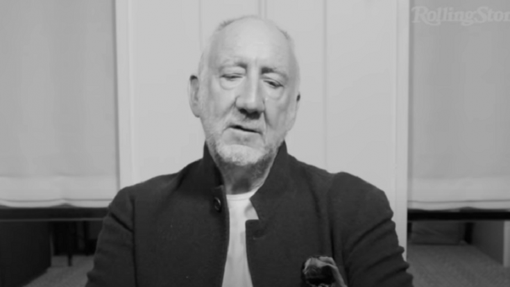 Pete Townshend Relives First Time He Saw Jimi Hendrix Perform Live | Society Of Rock Videos