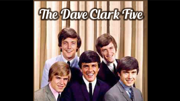 """The Story Behind """"Glad All Over"""" By Dave Clark Five"""