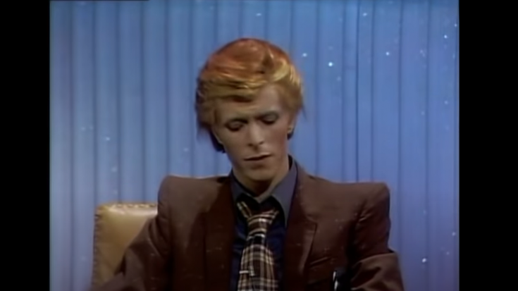 What Really Happened At David Bowie's Cocaine-Fueled Appearance In 1974 | Society Of Rock Videos