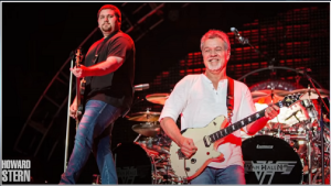 Wolfgang Van Halen Reveals David Lee Roth Prank Story From Final Show