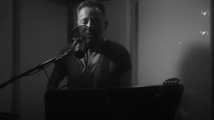 """Bruce Springsteen Releases Lyric Video For """"The Power Of Prayer"""" 