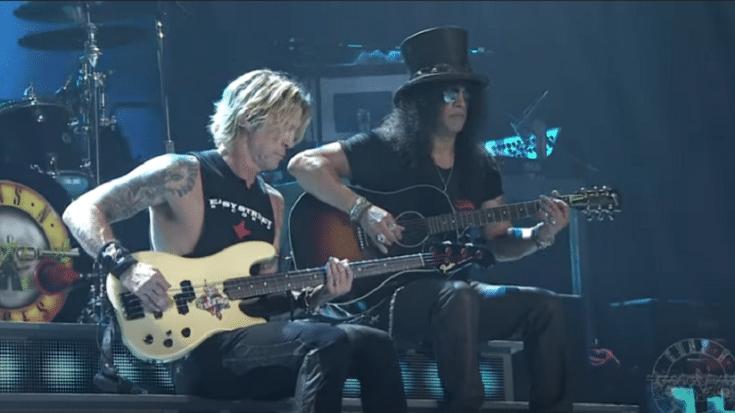 Guns N' Roses Share 2019 Wichita Concert Video