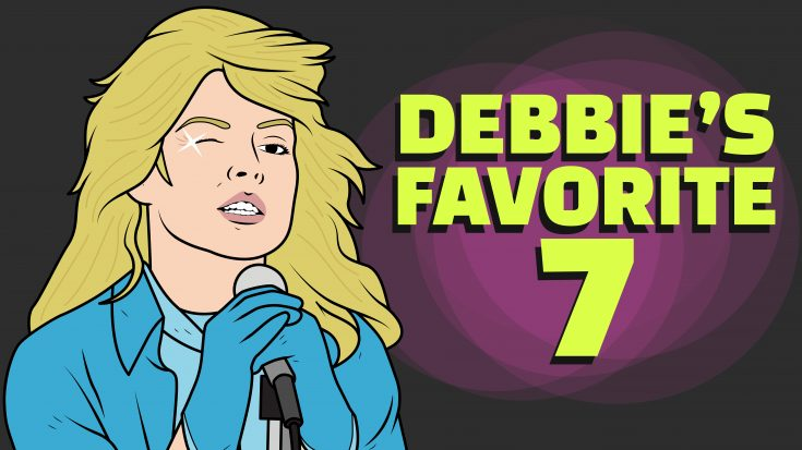 Debbie Harry's 7 Favorite Songs Of All Time | Society Of Rock Videos