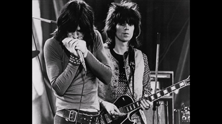 """Discover Keith Richards' Isolated Guitar For The Rolling Stones' """"Sympathy for the Devil"""""""