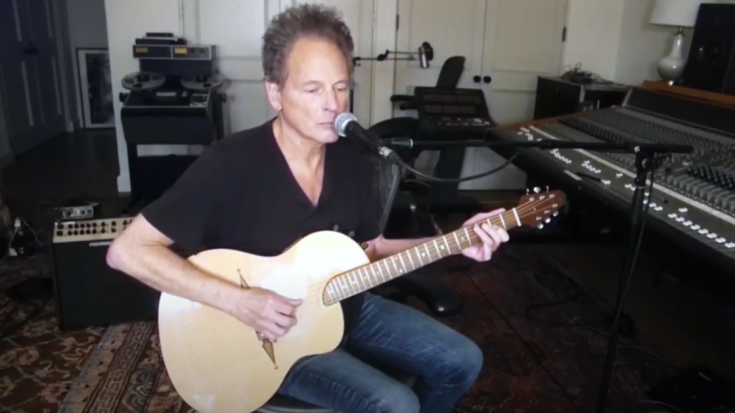 Lindsey Buckingham Revisits How The Year Was 'Very Difficult' | Society Of Rock Videos