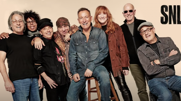 Watch Bruce Springsteen And The E Street Band Perform On SNL   Society Of Rock Videos