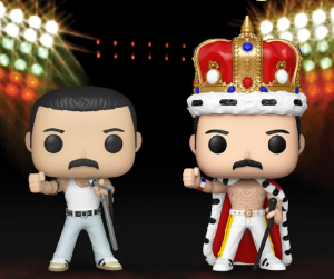Queen Announces Three Funko Pop Figures Inspired By Freddie Mercury