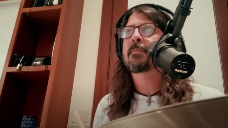 Watch Dave Grohl And Greg Kurstin Cover The Knack's 'Frustrated' | Society Of Rock Videos