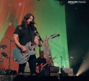 Listen To Foo Fighters Cover Of 'Run Rudolph Run' By Chuck Berry