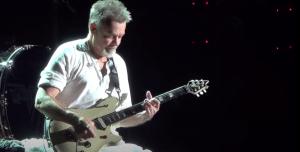 Eddie Van Halen Posthumously Received Lifetime Achievement Award From National Guitar Museum