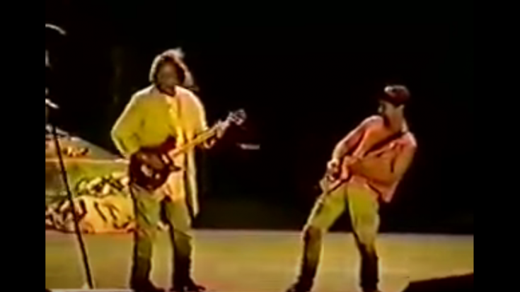 Van Halen And Leslie West Perform 'Mississippi Queen' Live – Watch | Society Of Rock Videos