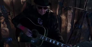 Neil Young Sells Half Of Music Catalog Reportedly For $150m