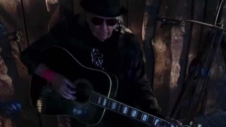 Neil Young Sells Half Of Music Catalog Reportedly For $150m | Society Of Rock Videos