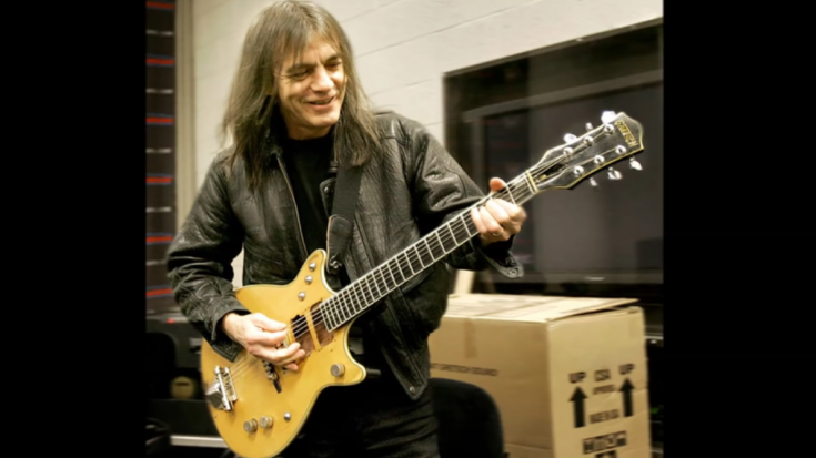 Discover Malcolm Young's Isolated Guitar For 'You Shook Me All Night Long'   Society Of Rock Videos
