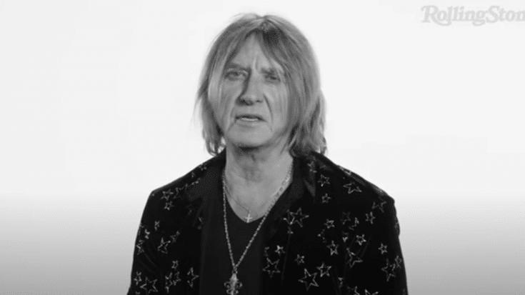 Joe Elliott Released New Bowie-Inspired Song 'Goodnight Mr. Jones' | Society Of Rock Videos
