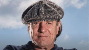 Brian Johnson Tells The Origin Story Of AC/DC's 'Thunderstruck'