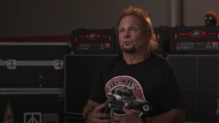 Michael Anthony And Alex Van Halen Talked After EVH's Death
