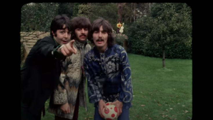 George Harrison Just Wanted To Pass The Time Writing 'Blue Jay Way' | Society Of Rock Videos