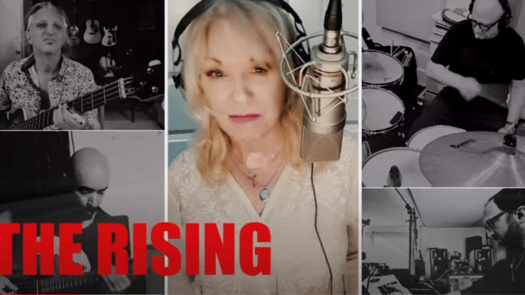Nancy Wilson's New Album Will Have A Tribute To Eddie Van Halen | Society Of Rock Videos