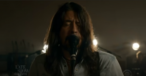 Dave Grohl's Story Of Branding Himself With A Sewing Needle