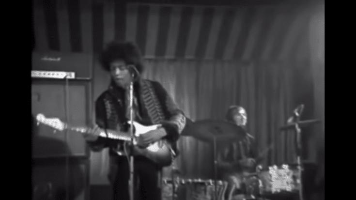Witness Jimi Hendrix's Performance of 'Hey Joe' and 'Purple Haze' For The Beat Club | Society Of Rock Videos