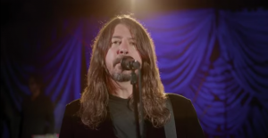 "Watch Foo Fighters Perform ""Times Like These"" At Joe Biden's Inauguration"