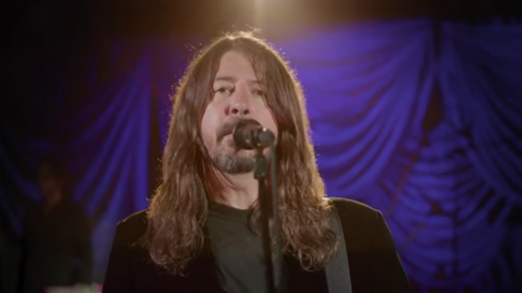 """Watch Foo Fighters Perform """"Times Like These"""" At Joe Biden's Inauguration 