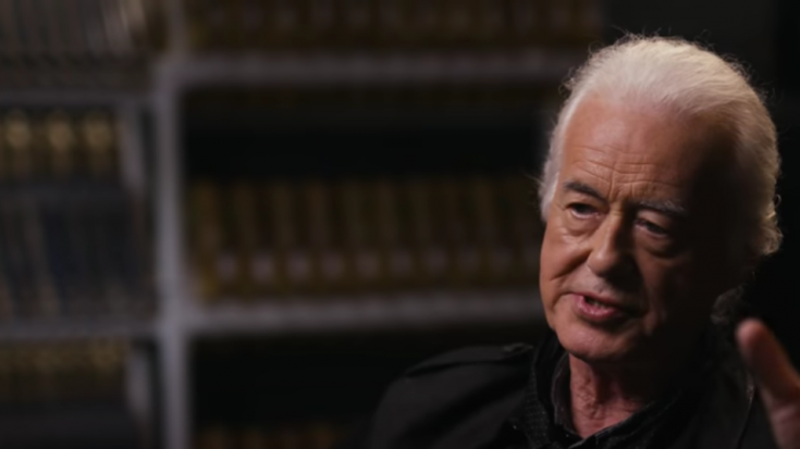 Jimmy Page Shares His Experience Playing On James Bond Theme | Society Of Rock Videos