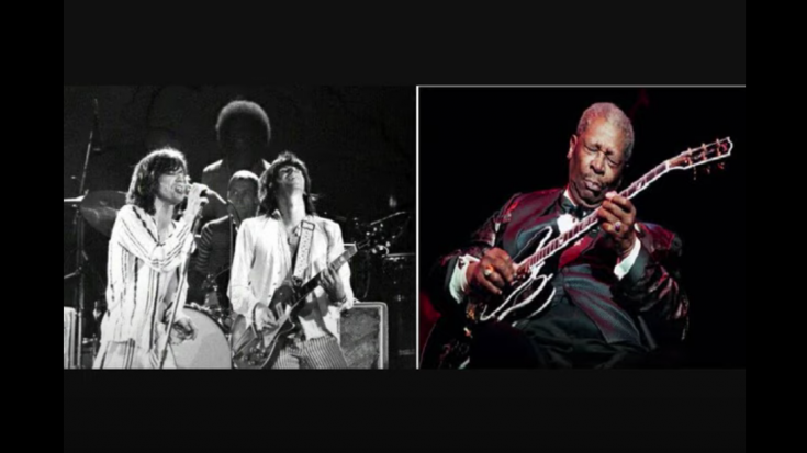 B.B. King's Favorite Rolling Stones Record | Society Of Rock Videos