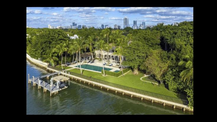 Phil Collins Sells $40 Million Miami Beach Home