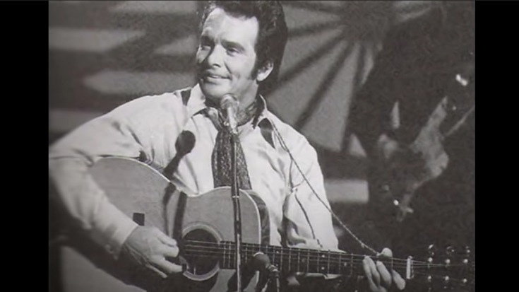 In Interview, Merle Haggard Shares His Opinion Of Johnny Cash