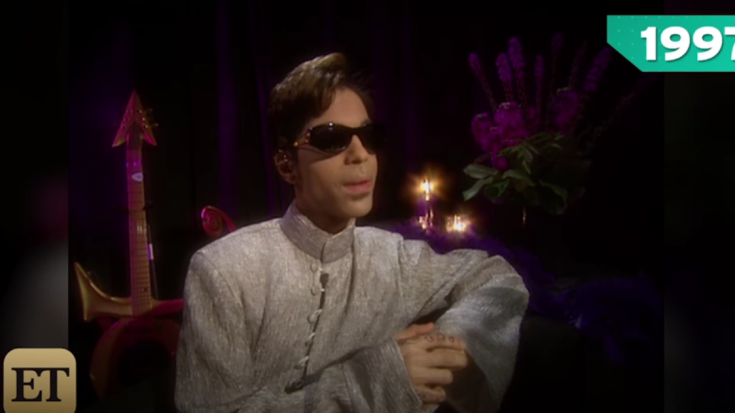Watch Prince Talk About 'The Meaning Of Life'