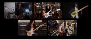 Watch Nuno Bettencourt, Brian May, Yngwie Malmsteen, And More Perform A Guitar Ensemble Of 'Bohemian Rhapsody'