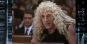Dee Snider's Key Points In Beating Congress