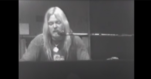 The Allman Brothers Band 'Just Ain't Easy' 1979 Performance
