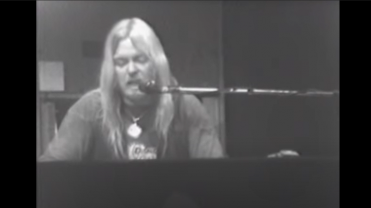 The Allman Brothers Band 'Just Ain't Easy' 1979 Performance   Society Of Rock Videos
