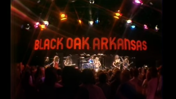 Relive Black Oak Arkansas 'Jim Dandy' The Midnight Special Performance | Society Of Rock Videos