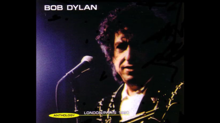 Listen To Bob Dylan's Live Cover Of The Beatles' 'Nowhere Man'