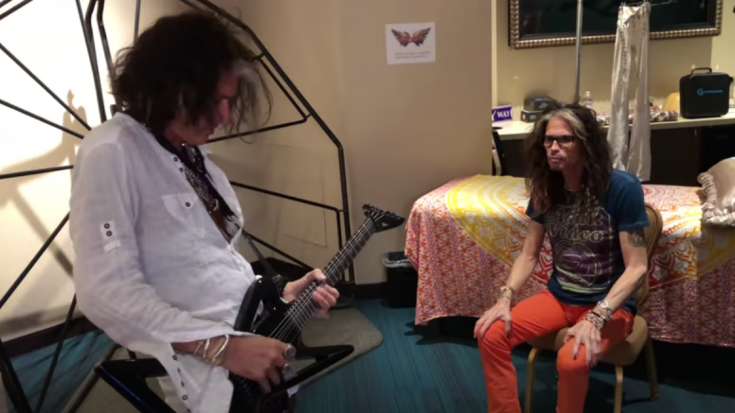 Relive 'Deuces Are Wild' Las Vegas With A Backstage Peak | Society Of Rock Videos