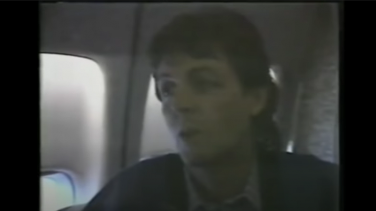 Watch And Discover Why Paul McCartney Was Arrested In Japan In 1980 | Society Of Rock Videos