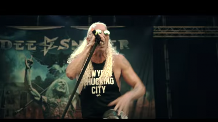 Dee Snider Sends Harsh Criticism To Rock & Roll Hall Of Fame