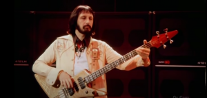 "John Entwistle's Isolated Bass For ""Baba O'Riley"" Proves His Thunderfingers Exist"