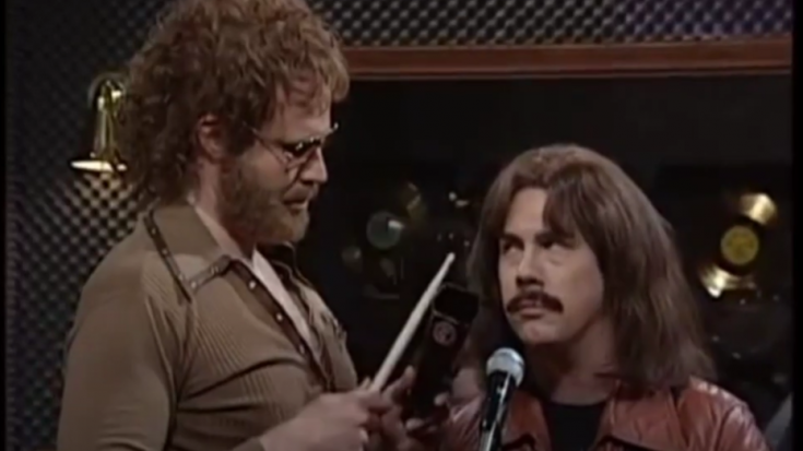 "The True Story Behind The Saturday Night Live's ""Cowbell"" Skit 