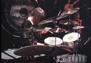 Watch A Monstrous Drum Solo Performance From ELP's Carl Palmer Back In 1970
